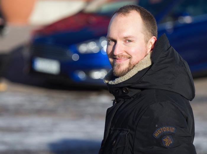 Niko Rinta Apu.fi-verkkopalvelun toimituspäällikkö