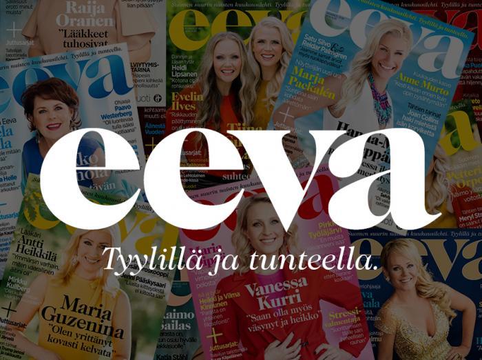 eeva_suomen_arvostetuin_naistenlehtibrändi