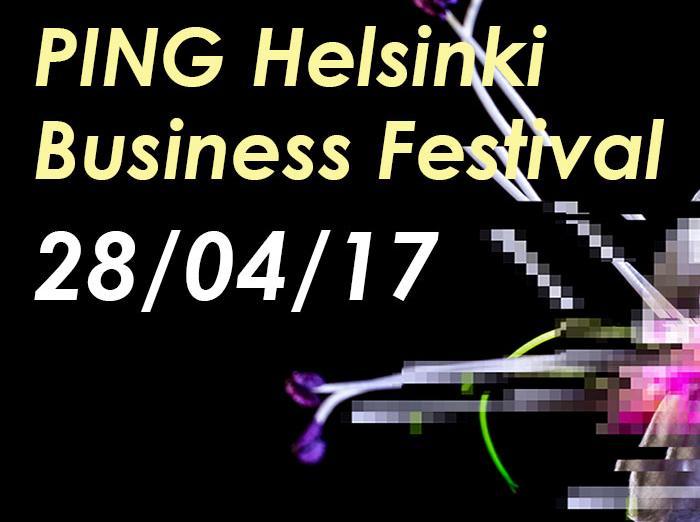 A-lehdet ja PING Helsinki Business Festival yhteistyöhön